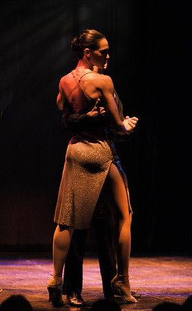 Tango Intimo  -  Conceived and directed by Valeria Solomonoff