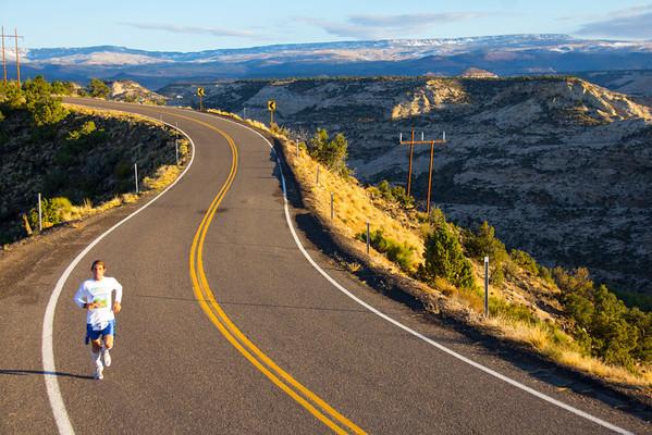 Escalante Canyons Marathon 2012