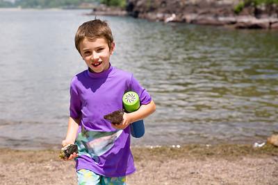 Whitmans in Vermont, Summer 2020