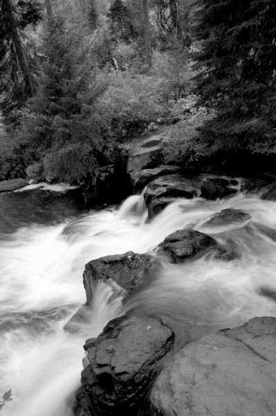 Lost Valley Falls.