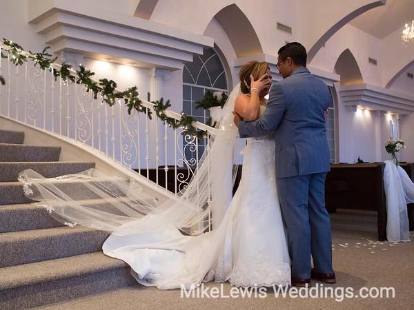Claudia & Lenell Wedding at White Chapel Estates