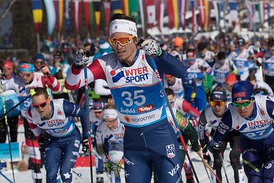 Seefeld 2019 Skiathlon Men 2/23/19