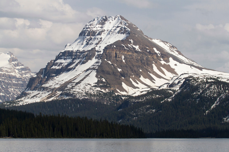 Bow Peak, Alberta