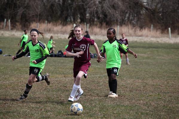 Pikesville Girl's Soccer