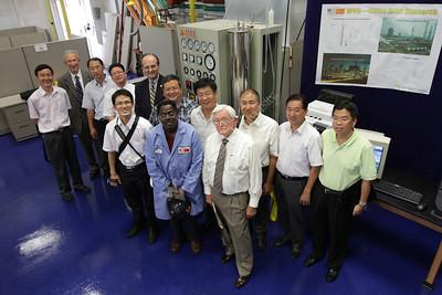 27791 WVU Lu'An Chinese Visit August 2011