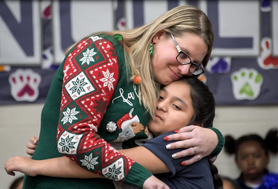 LCS Students, Teachers Rewarded For Good Deeds