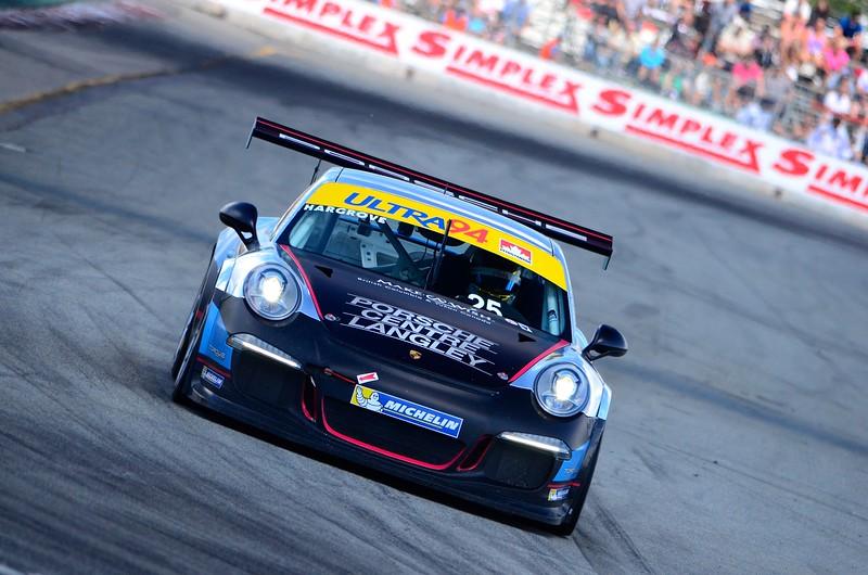 Porsche - GP3R