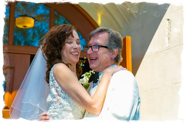 Bernice and Bobby Michael's Wedding