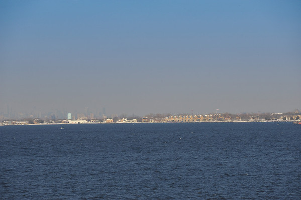 VZ Bridge & NYC Skyline