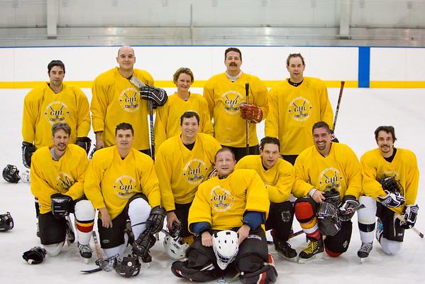 Geezer Hockey League :: Steel Ice Center, Bethlehem, PA, 10 Feb 2008
