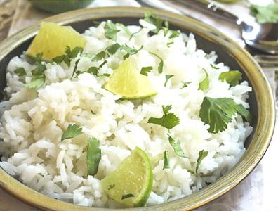 Cilantro Lime Rice - Vegan Mexican Recipes