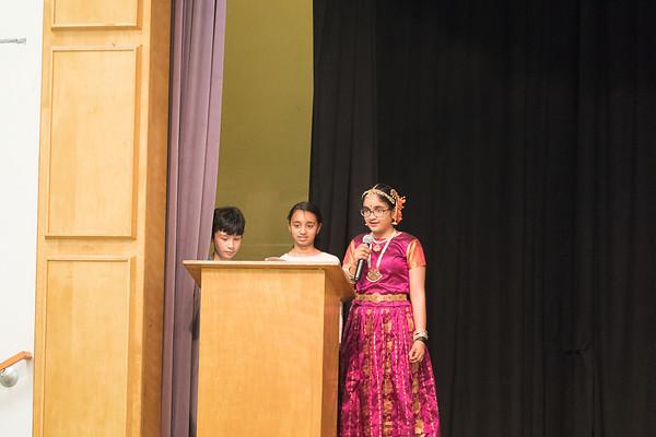1st Grade Talent Show