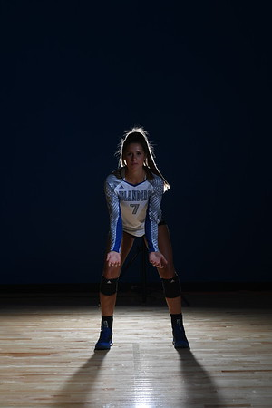 071918 Athletics Photo Shoot
