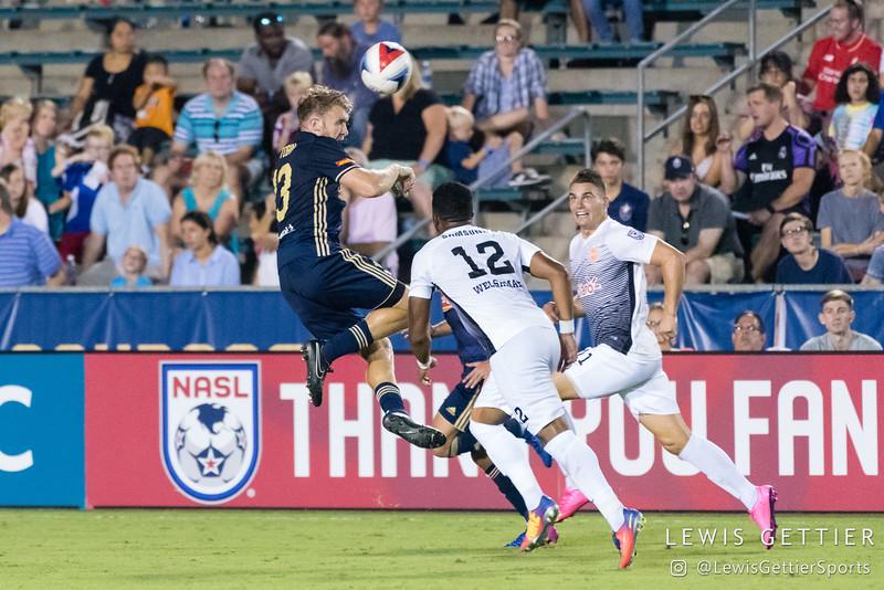 NASL Spring Season - North Carolina FC vs Puerto Rico FC