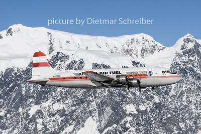 N96358 Douglas DC4