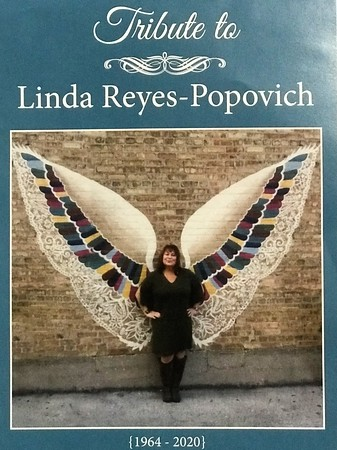 Celebration of Life for Linda Reyes-Popovich 2020