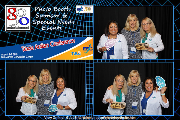 20180802 Texas Autism Conference