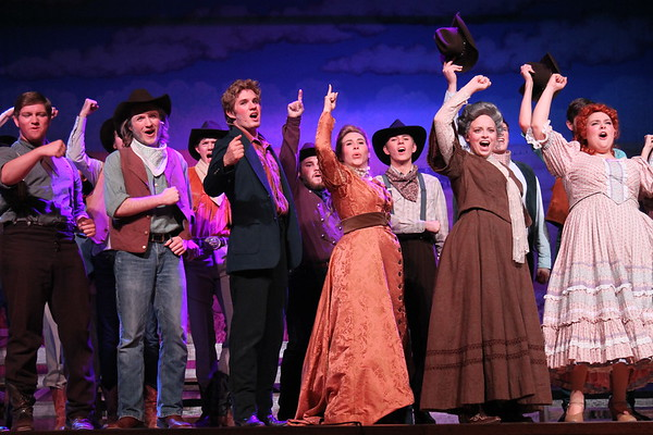 Oklahoma! the Musical