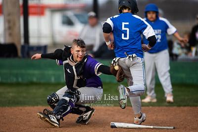 Baseball (JH) vs Bridge Creek, March 9