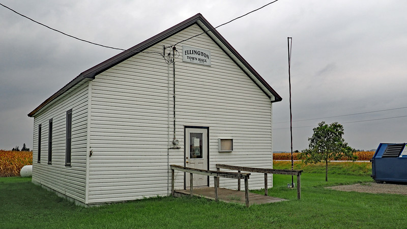 Ellington Town Hall