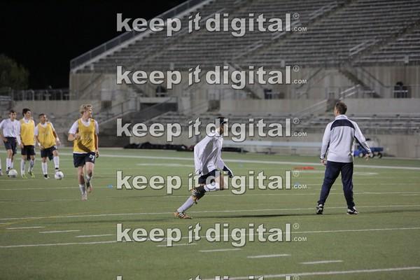 McNeil vs Lk Travis Boys Soccer 03_24_16