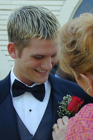 Toni's Unofficial Wedding Photos (20 APR 2002)