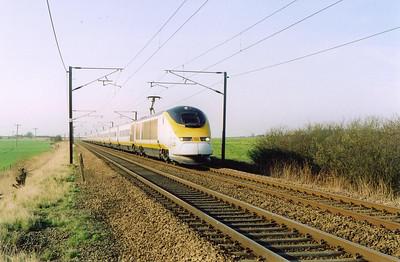 ECML Peterborough to Newark