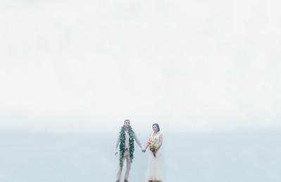 Anika & Ryan Keauhou Wedding