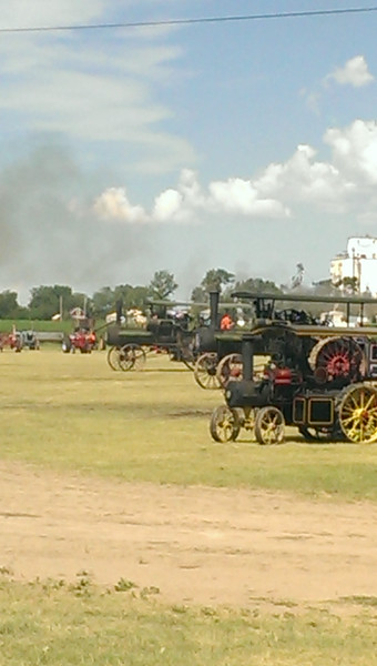 Thresher Show Bird City KS 2014