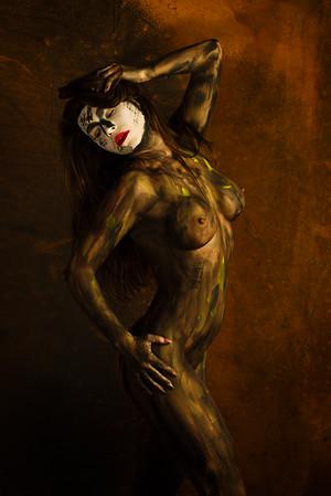 Shelley bodypaint