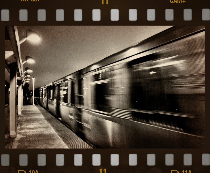 'merica in a rush (iPhoneography)