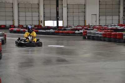 Racing at Umigo