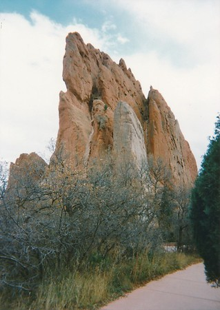 1998 Garden of Gods &  Royal Gorge