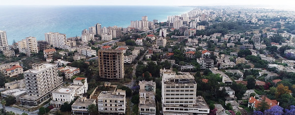 Famagusta 2018 - Drone view