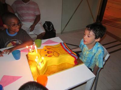 Dylan's 7th Birthday