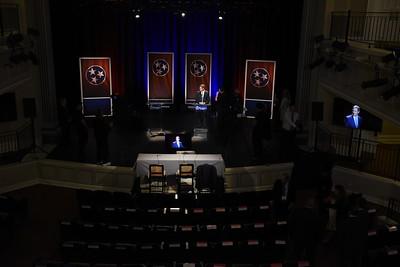 Trout Theater - gubernatorial debates (Operational)