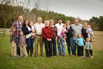 Carmody Family Portraits 2015