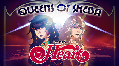 Heart - Queens Of Sheba