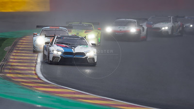 2019/20 FIA WEC - 6 Hours of Spa Francorchamps
