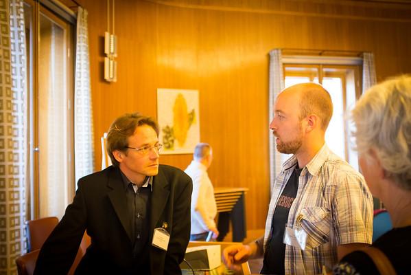 IPCC-seminarium på riksdagen 2013