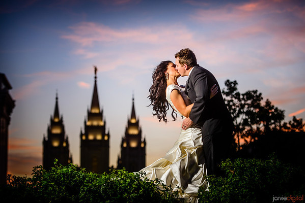 Salt Lake City Wedding Formals