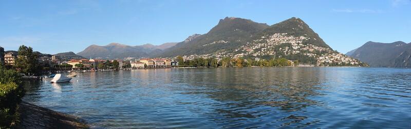 Stresa and Lugano