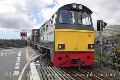 Welsh Highland Railway 2016