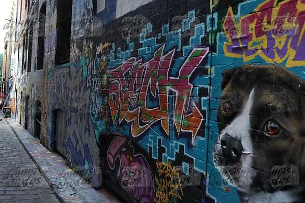 Melbourne Street Art - 2016