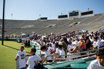 2016 Rose Bowl Youth Clinic