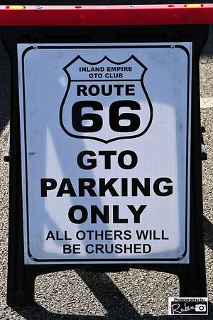 Route 66 Cruisin Reunion