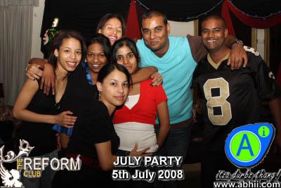 Reform - 5th July 2008