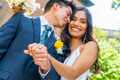 Maria and Dardo Get Married