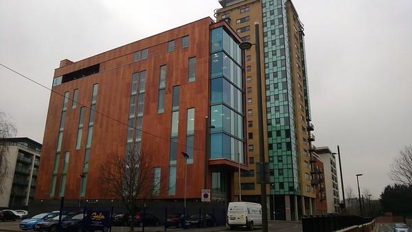 Parklex- Cam Road London E15