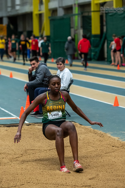 Track and Field - 2020 Golden Bear Open